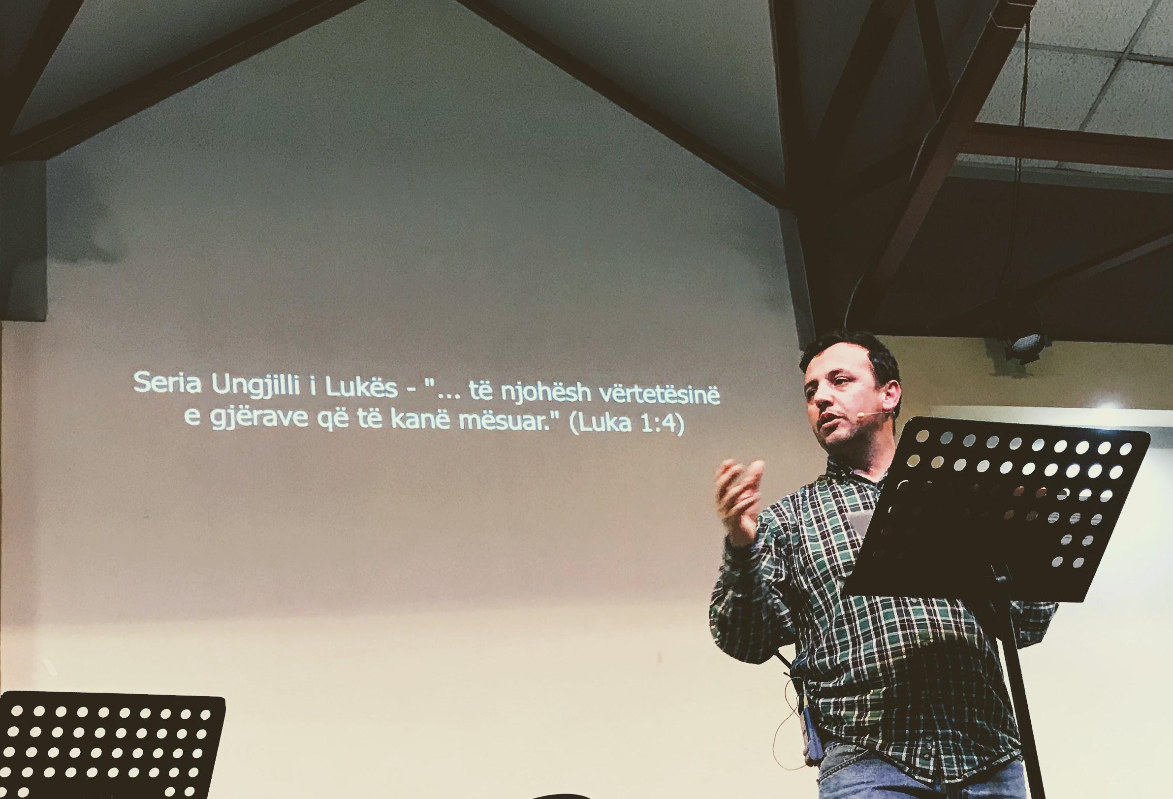 """Seria Ungjilli i Lukës – """"… të njohësh vërtetësinë e gjërave që të kanë mësuar."""" (Luka 1:4)"""
