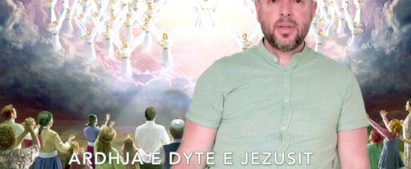 ARDHJA E DYTE E JEZUSIT & GJYQI NE KISHEN E TIJ
